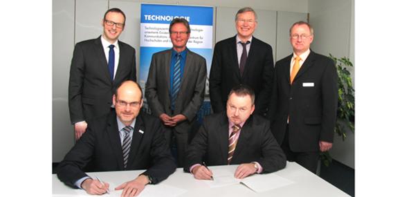 Ausbaupläne unterzeichnet.              (Foto: Stadt Lippstadt)