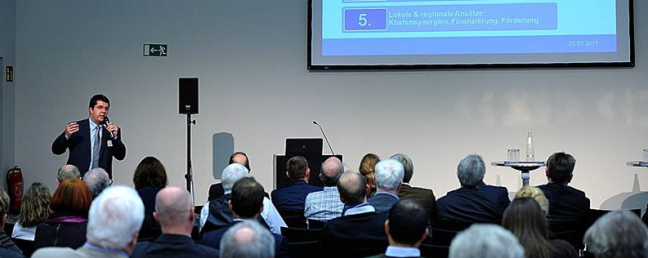 Zukunftsforum Ländliche Entwicklung 2015     (Foto: Heine)